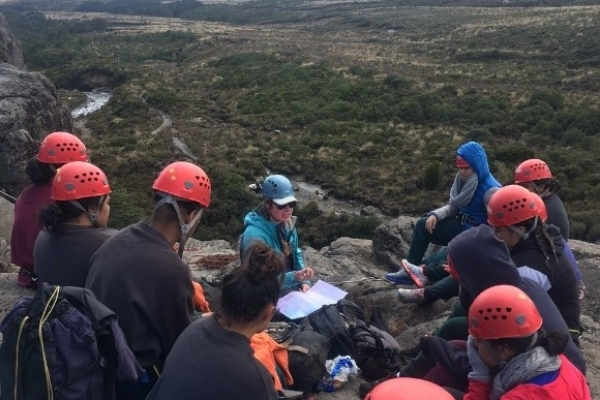 News - Y12 Trip to Tongariro